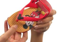 Havaianas Kids Disney Classics Sandals (Toddler) SKU:8841640