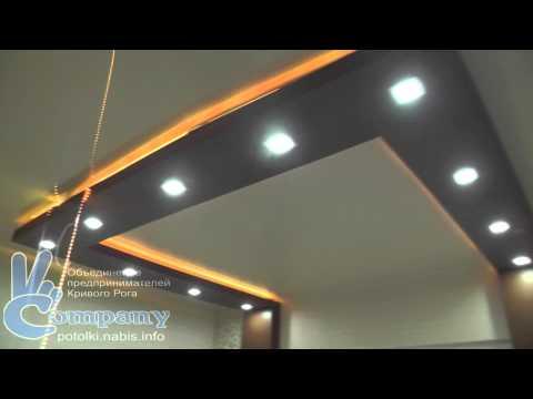 Натяжные потолки в Минске купить недорого, цены