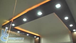 Натяжные потолки в квартире: цена (Кривой Рог)(, 2014-12-25T22:50:34.000Z)