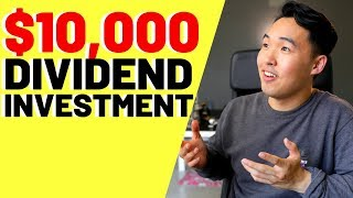 The End of The Robinhood Challenge - $10,000 Dividend Investment