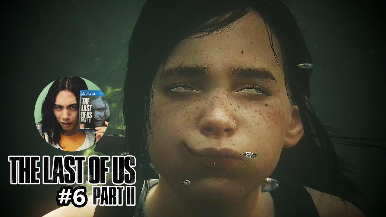 達哥-The Last of Us Part II #6 往事如煙憶喬爾.單身激戰WLF與蘑菇人!
