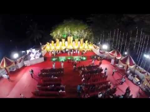 Lokhandwala ground wedding decoration by ali decorators youtube junglespirit Choice Image