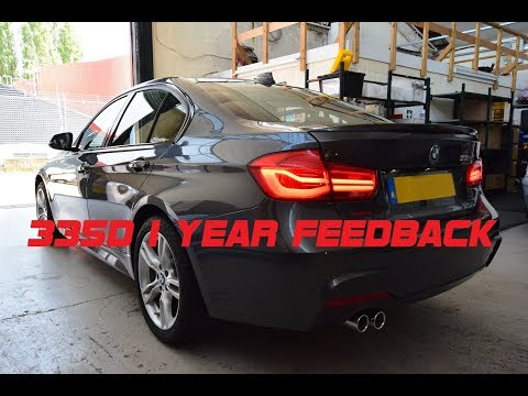 BMW F30 335D - 1 Year Owners Feedback - The Benchmark