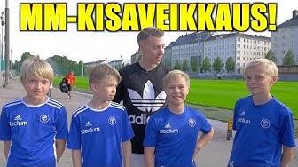 Jalkapallon MM-kisaveikkaus seuraajien kanssa!