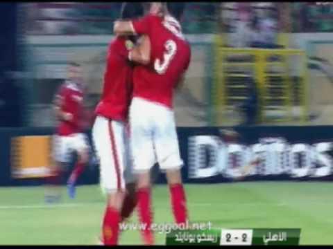 ملخص واهداف الأهلي وزيسكو الزامبي 2-2 دوري أبطال افريقيا اليوم 12-8-2016