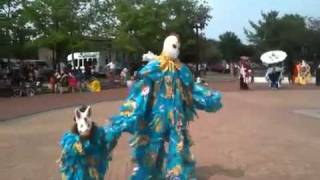 Carnaval San Cosme Mazatecochco Tlaxcala 2011 en Lakewood