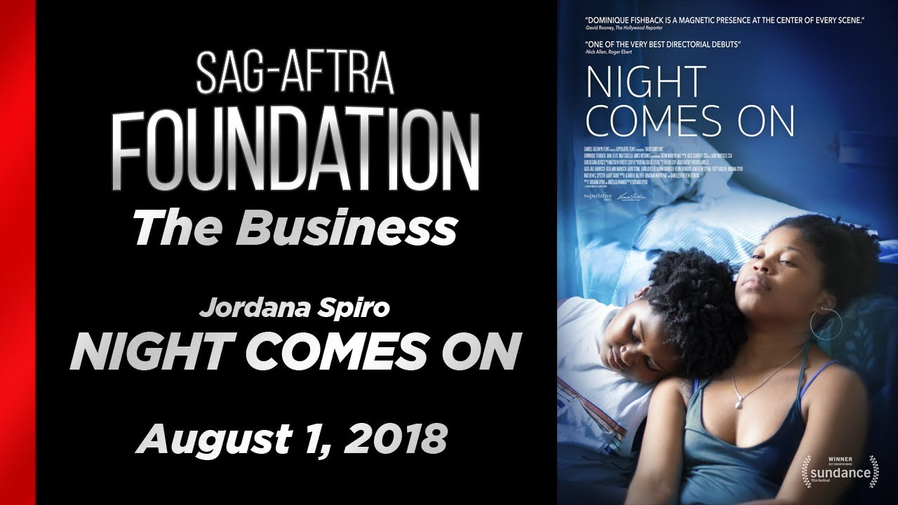 The Business: Q&A with Jordana Spiro of NIGHT COMES ON