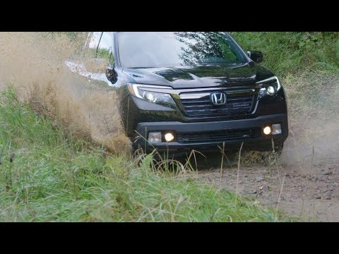 2017 Honda Ridgeline Black Edition Review - AutoNation