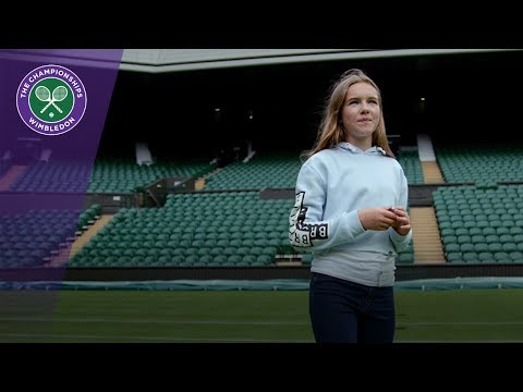 Wimbledon 2017 - Coin Toss for the Ladies Singles Final