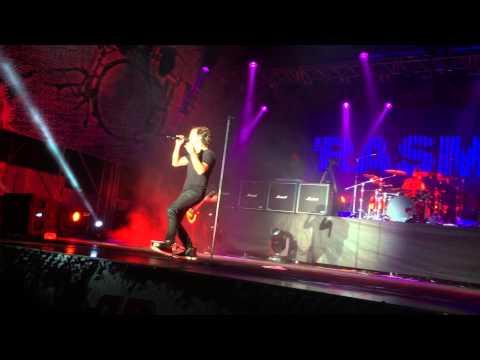 The Rasmus - No Fear 22.08.2015 - LIVE!