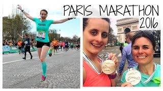 Paris Marathon 2016 VLOG! | MarathonHarry