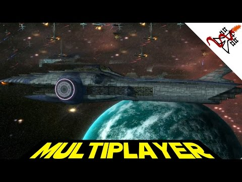 "Star Wars: Republic At War - ""The Malevolence Ship"" 