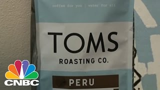 Toms Shoes Branches Into Coffee | CNBC