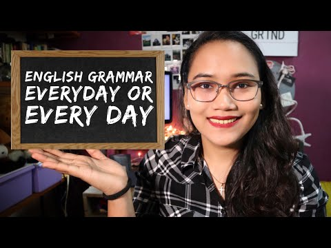 English Grammar: Every Day or Everyday - Civil Service Exam Review