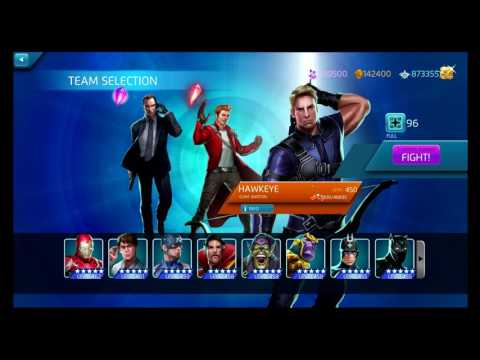 Agent Coulson In Action - Marvel Puzzle Quest