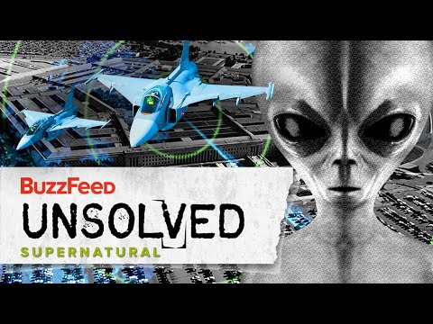 3 Videos From The Pentagon's Secret UFO Program