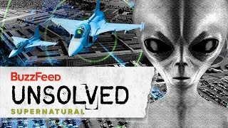 We discuss some newly released evidence of extraterrestrials Unsolv...