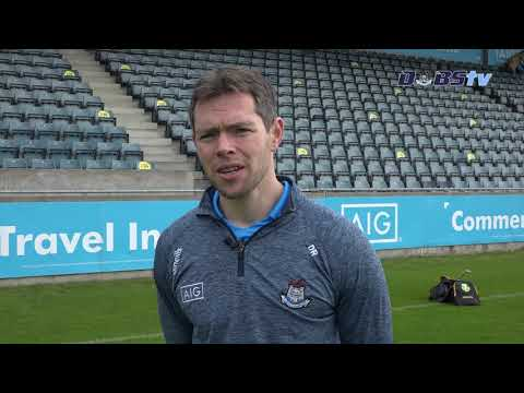 Dean Rock speaks to DubsTV at AIG BoxClever Launch ahead of new season