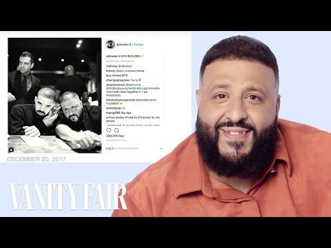 DJ Khaled Explains His Instagram Photos   Vanity Fair thumbnail