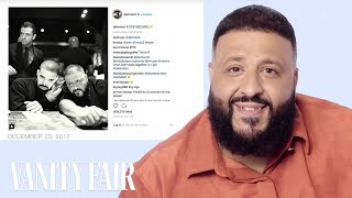 DJ Khaled Explains His Instagram Photos | Vanity Fair