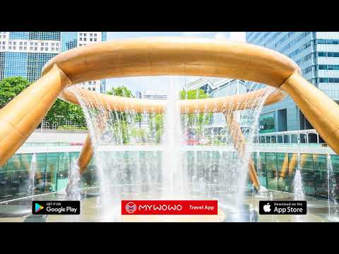 Suntec City – Introduction – Singapore – Audio guide – MyWoWo Travel App
