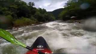 Kayaking the Ocoee River Double Crown - Upper and Middle
