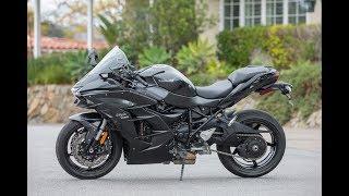 2018 Kawasaki H2 SX Full Test