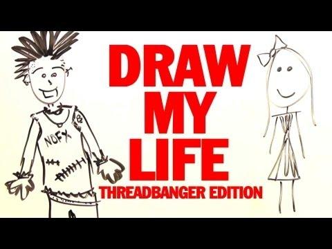Draw My Life: ThreadBanger
