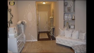 *NEW* GLAM Entryway~Foyer Tour Homedecor | Home interior *MUST WATCH*