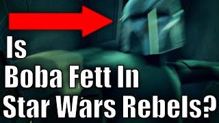 is boba fett in star wars rebels season 3 new star wars rebels season 3 trailer