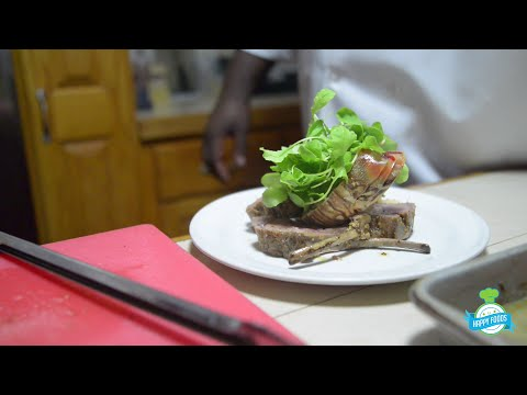 Happy Foods Season 3 - Episode 4 - Flavors Catering