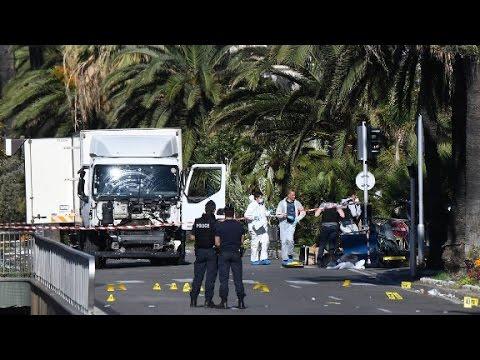 Teen victim describes horror of Nice terrorist attack