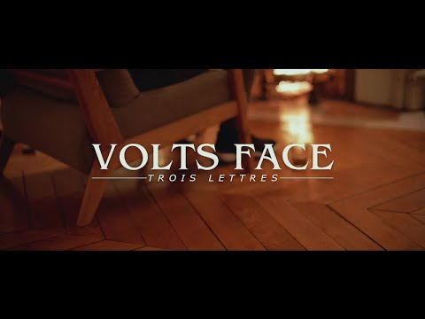 Youtube: Volts Face – Trois lettres #ParisWithLove 1