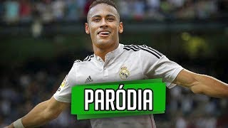 ♫ NEYMAR NO REAL MADRID  | Paródia Cê Acredita ‹ RALPH +10 ›