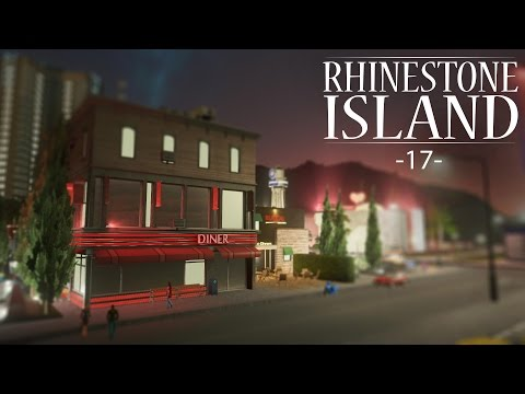"Cities Skylines - Rhinestone Island [PART 17] ""Night Life!"""