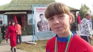 Итоги турнира по гребле памяти Романовского в Слониме (2016)