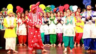 Team Boliyan @ Bhangra Idols Showdown 2013