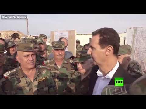 الأسد في إدلب  - نشر قبل 7 دقيقة