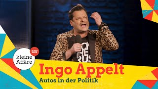 Ingo Appelt – Autos in der Politik