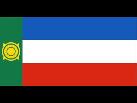 Khakassia anthem instrumental