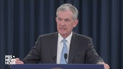 WATCH LIVE: Fed Chair Powell expected to reinforce message of steady interest rates