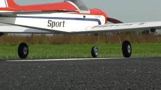 Thumnail for Tower Hobbies Sport GP/EP ARF Soars : Raw Performance