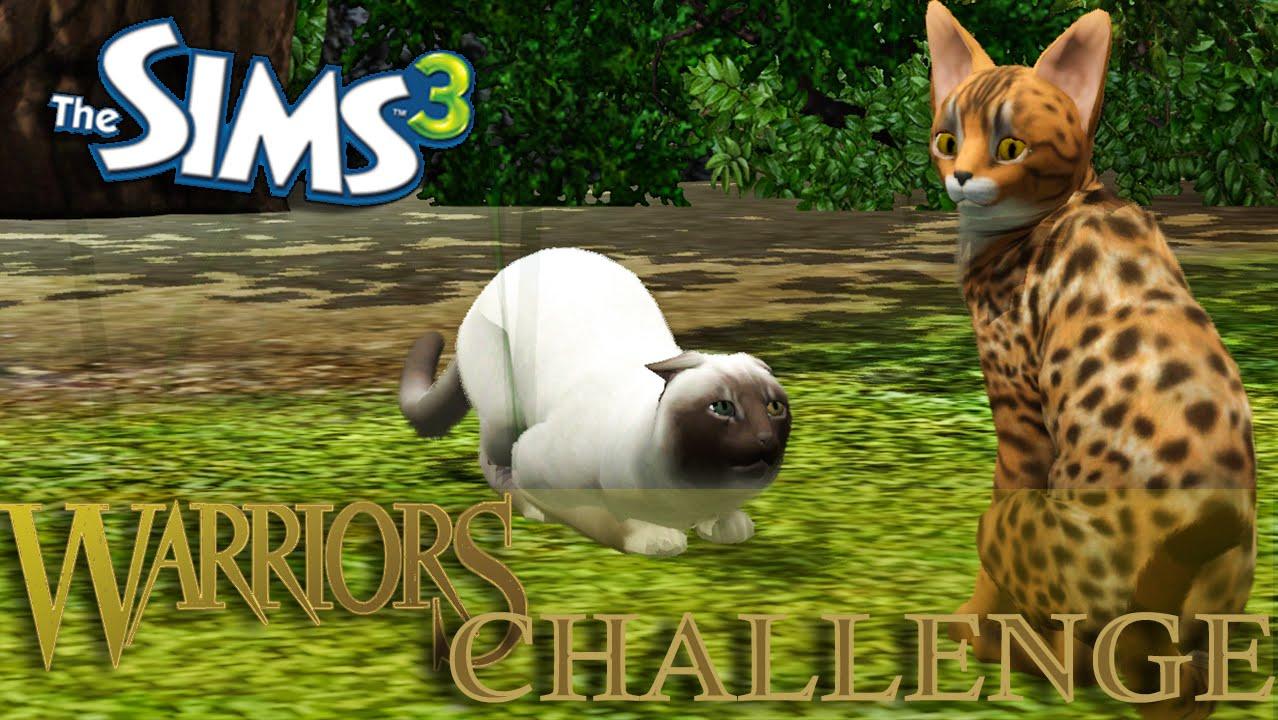 Sims  Warrior Cat Challenge