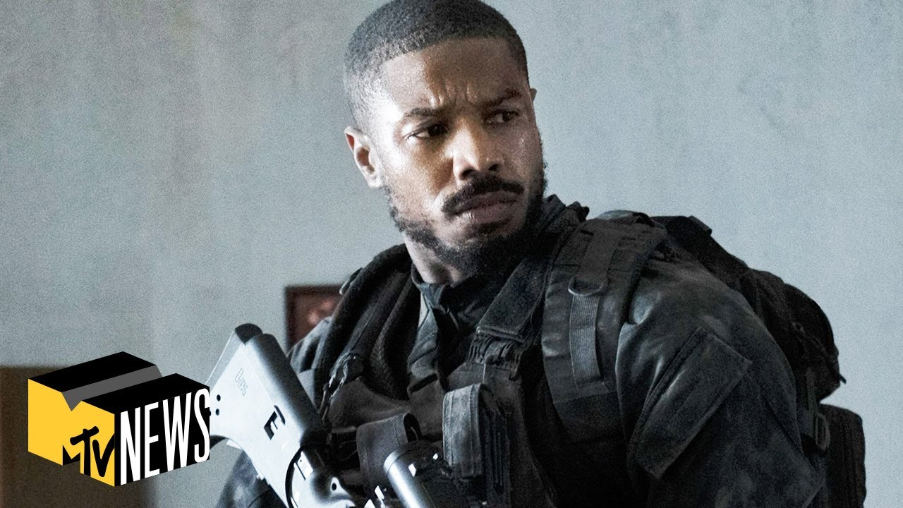 Download 'Sexiest Man Alive,' Michael B. Jordan Talks 'Without Remorse' & New Projects | MTV News