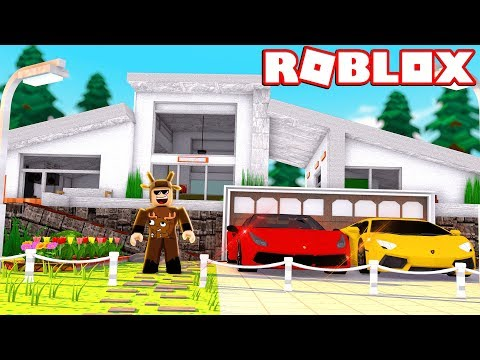 BUILDING A $1,000,000,000 MANSION IN ROBLOX!
