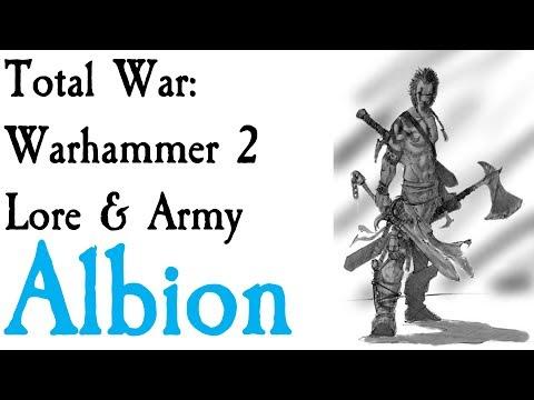 Albion Lore Total War: Warhammer 2