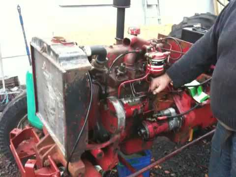 4 2 engine diagram international 276 tractor youtube