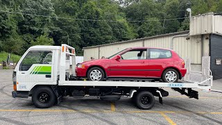 homepage tile video photo for WE BOUGHT A HECKA JDM TOW TRUCK!!