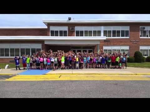 Happy Wear Rainbow Day 2015 from Saw Mill Road Elementary School 4th Graders