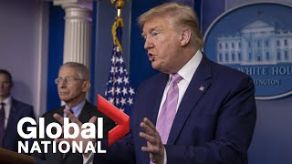 """Coronavirus outbreak: Trump wants to end COVID-19 """"war,"""" says he is """"very disappointed"""" in 3M 